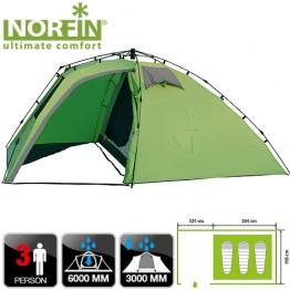 Трехместрная палатка Norfin PELED 3 NF